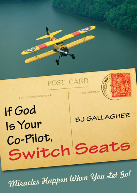 If God Is Your Co-Pilot, Switch Seats, B.J.Gallagher