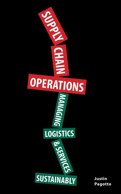 SUPPLY CHAIN OPERATIONS, Justin Pagotto