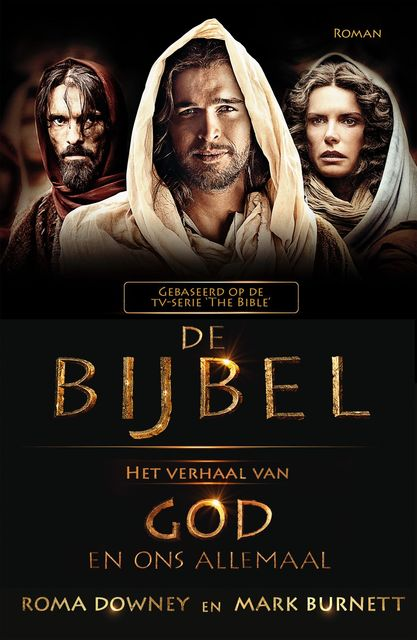 De Bijbel, Mark Burnett, Roma Downey