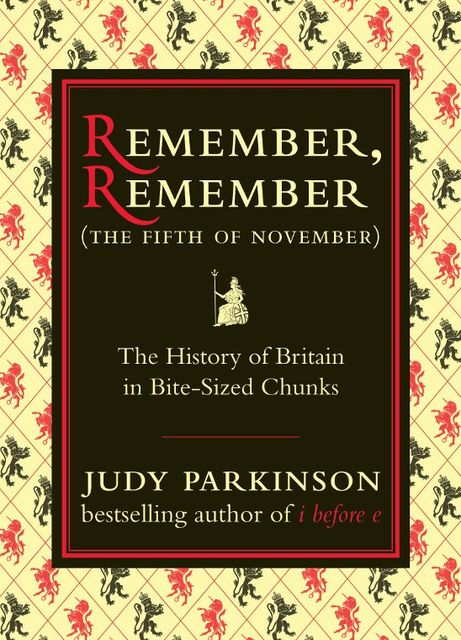 Remember, Remember (The Fifth of November), Judy Parkinson