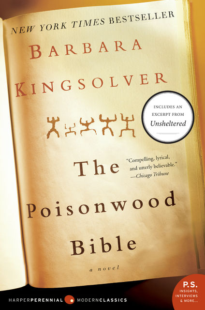 The Poisonwood Bible, Barbara Kingsolver