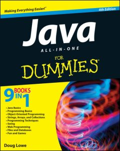 Java All-in-One For Dummies, Doug Lowe