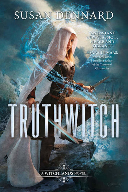 Truthwitch, Susan Dennard