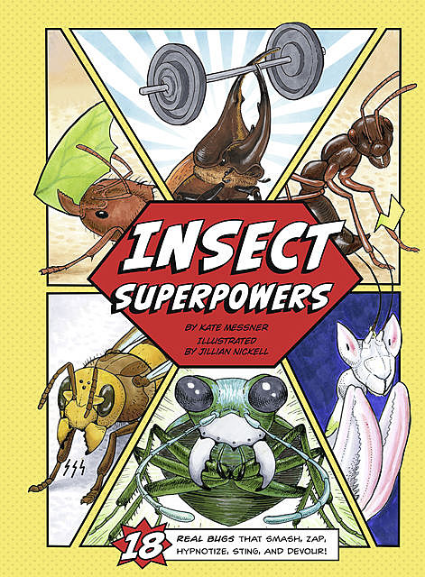 Insect Superpowers, Kate Messner