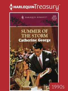 Summer of the Storm, Catherine George
