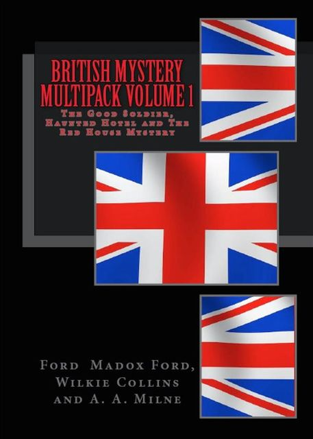 British Mystery Multipack Volume 1 – The Good Soldier, Haunted Hotel and The Red House Mystery, Various Artists