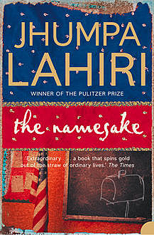 The Namesake, Jhumpa Lahiri