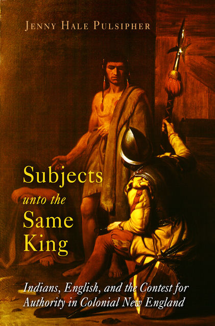Subjects unto the Same King, Jenny Hale Pulsipher