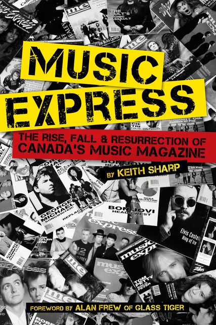 Music Express, Keith Sharp
