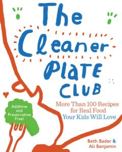 The Cleaner Plate Club, Ali Benjamin, Beth Bader