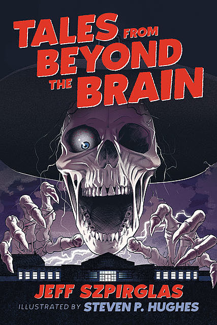 Tales From Beyond the Brain, Jeff Szpirglas