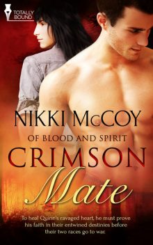 Crimson Mate, Nikki McCoy