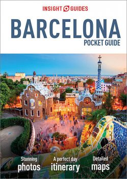 Berlitz: Barcelona Pocket Guide, Berlitz