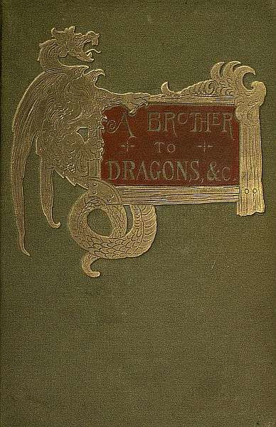 A Brother To Dragons and Other Old-time Tales, Amélie Rives