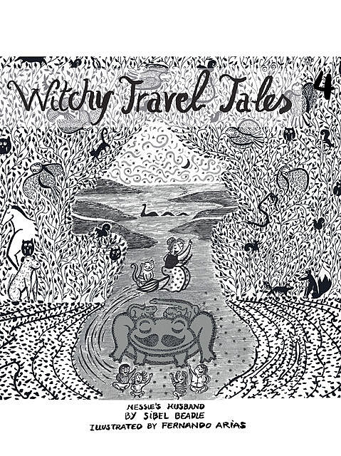 Witchy Travel Tales 4, Sibel Beadle