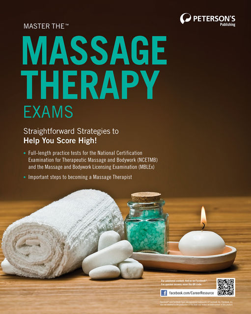 Master the Massage Therapy Exams, Peterson's