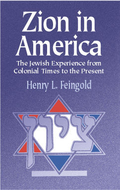 Zion in America, Henry L.Feingold