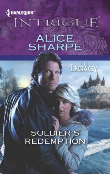 Soldier's Redemption, Alice Sharpe
