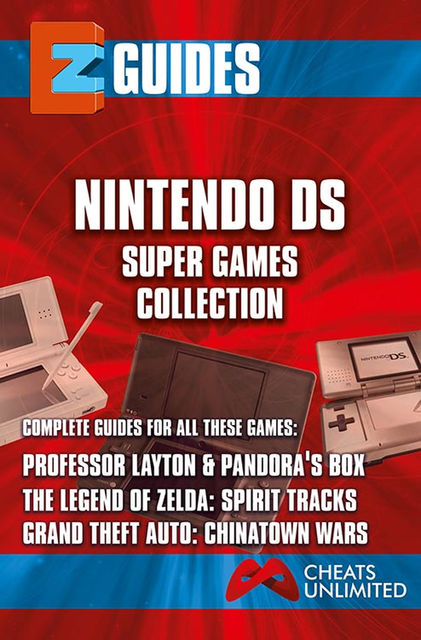 The Nintendo DS Super Games Edition, The Cheat Mistress