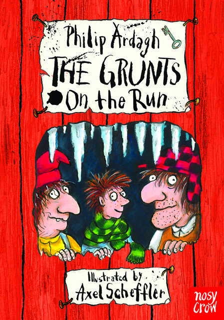 The Grunts On The Run, Philip Ardagh