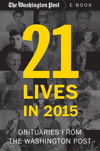 21 Lives in 2015, The Washington Post