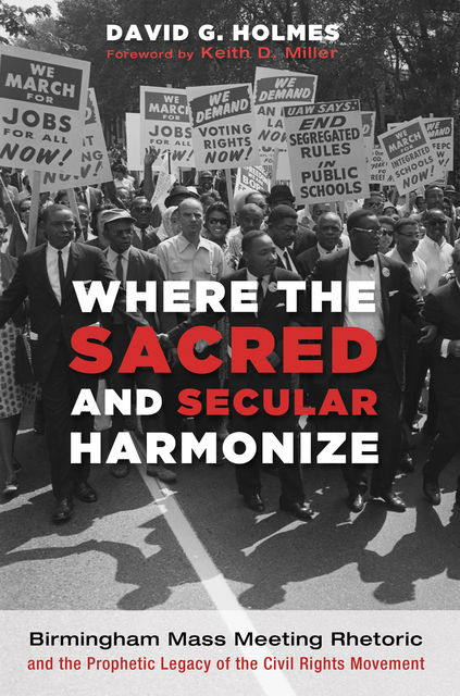 Where the Sacred and Secular Harmonize, David G. Holmes
