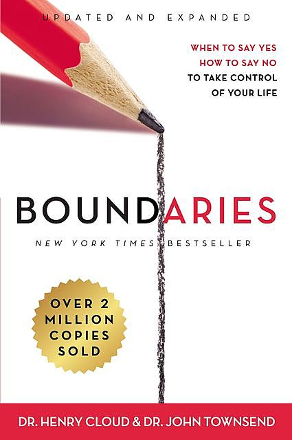 Boundaries Updated and Expanded Edition, Henry Cloud, John Townsend