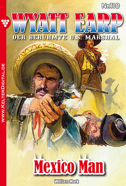 Wyatt Earp 110 – Western, William Mark