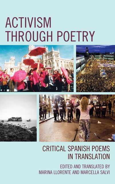 Activism through Poetry, Edited by, Marcella Salvi, Translated by Marina Llorente