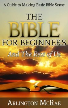 The Bible For Beginners And The Rest of Us, Arlington McRae