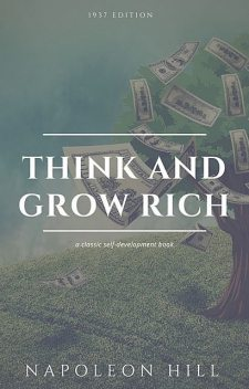 Think and Grow Rich, Napoleon Hill, Sheba Blake