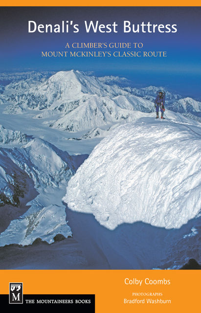 Denali's West Buttress, Colby Coombs