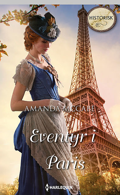 Eventyr i Paris, Amanda McCabe