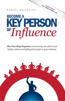 Become A Key Person Of Influence, Daniel Priestley