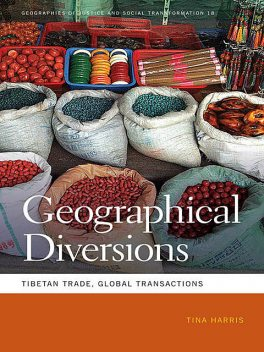 Geographical Diversions, Tina Harris