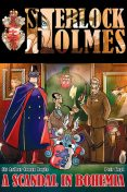 Scandal in Bohemia – A Sherlock Holmes Graphic Novel, Petr Kopl