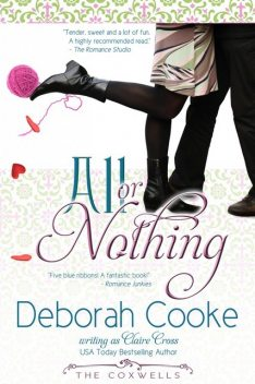 All or Nothing, Deborah Cooke, Claire Cross