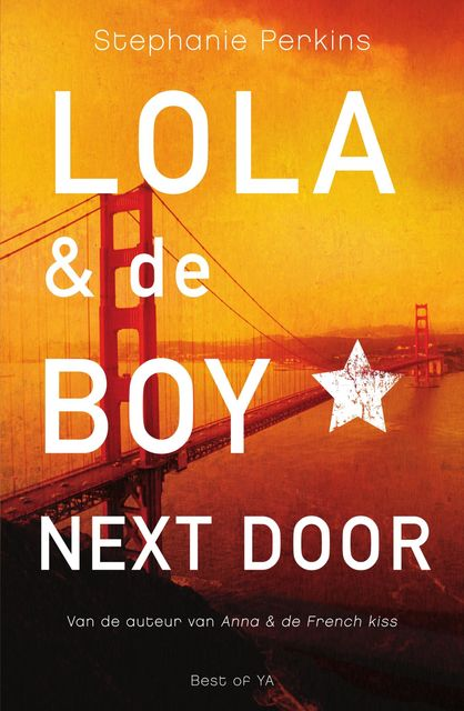 Lola & de boy next door, Stephanie Perkins