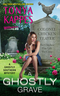 A Ghostly Grave, Tonya Kappes