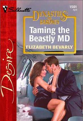 TAMING THE BEASTLY MD, Elizabeth Bevarly