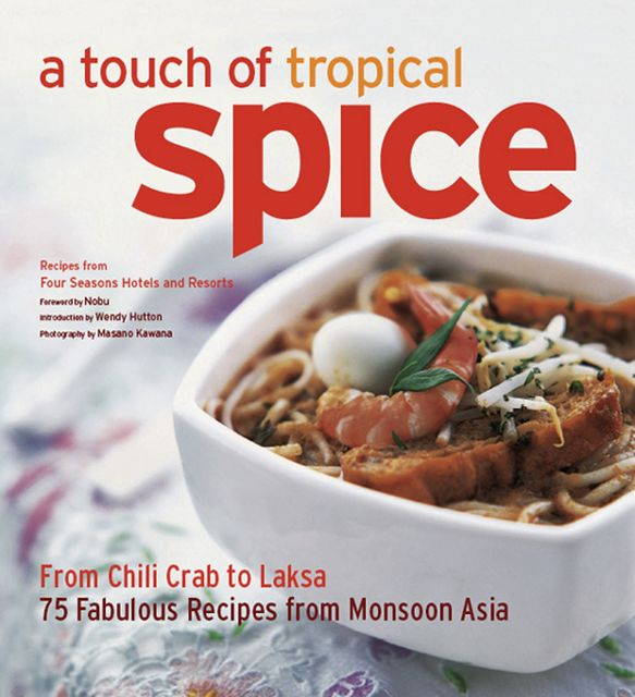 Touch of Tropical Spice, Wendy Hutton
