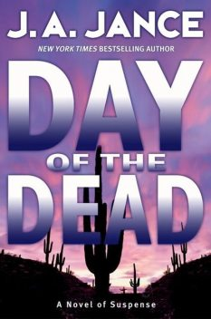 Day of the Dead, J.A.Jance