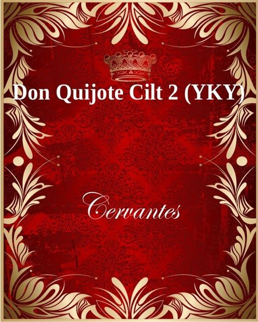 Don Quijote Cilt 2 (YKY), Cervantes