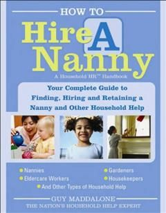 How to Hire a Nanny, Guy Maddalone