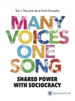 Many Voices One Song, Jerry Koch-Gonzalez, Ted J Rau