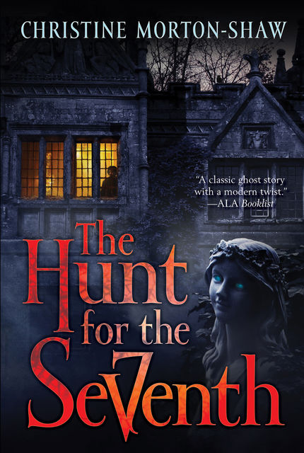 The Hunt for the Seventh, Christine Morton-Shaw