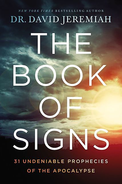 The Book of Signs, David Jeremiah