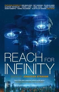 Reach For Infinity, Jonathan Strahan