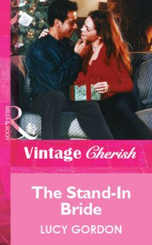 The Stand-In Bride, Lucy Gordon