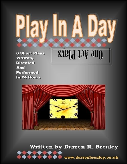 Play In A Day – One Act Plays,